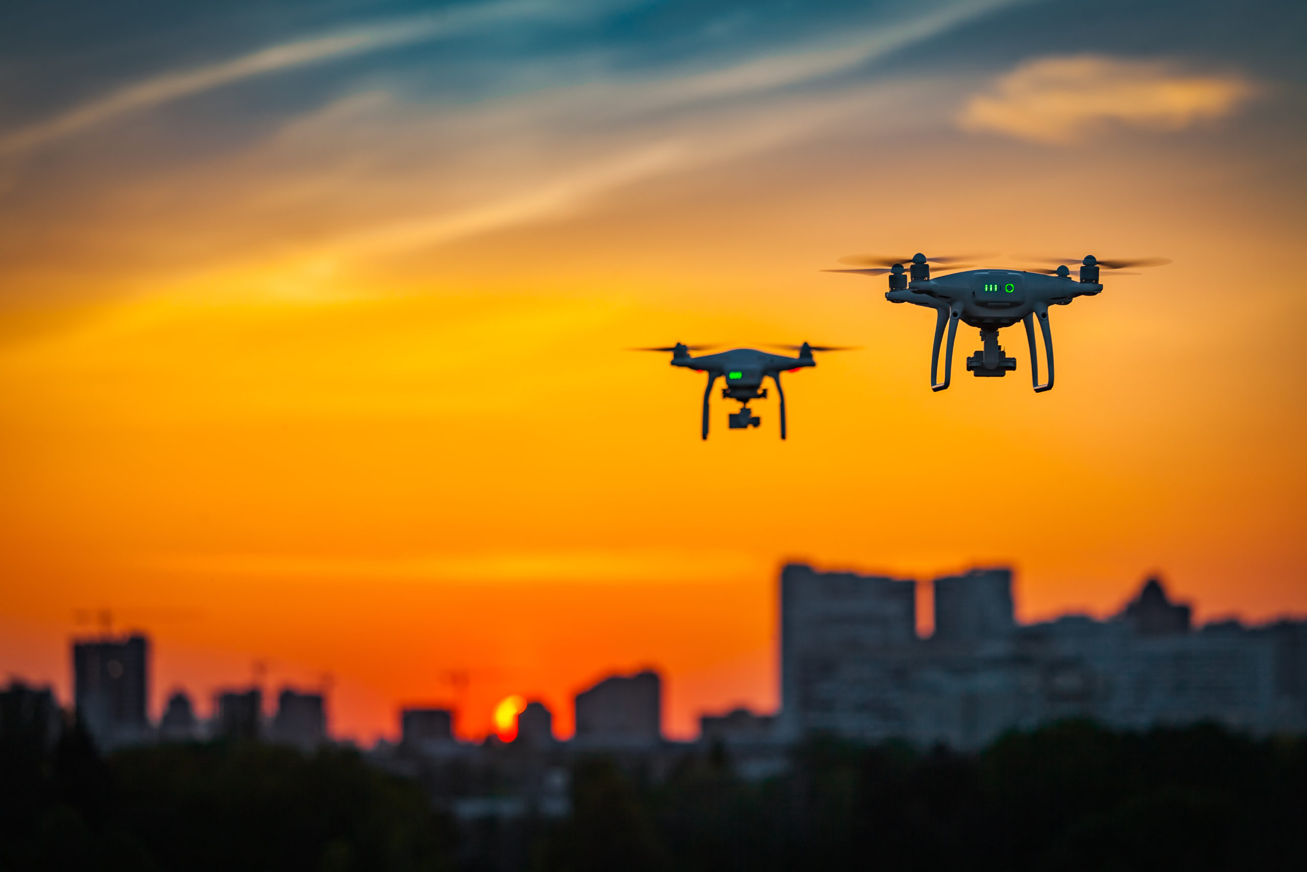 Weed Delivery Drones Are Coming to Seattle This Spring.