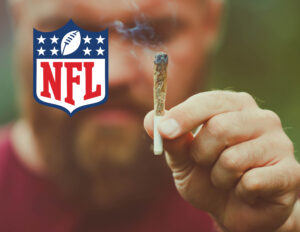 NFL Players can smoke marijuana for the first time during the offseason and the window opened on 4/20