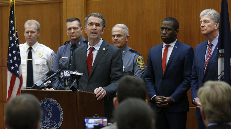 Virginia governor signs bill legalizing marijuana possession starting this summer