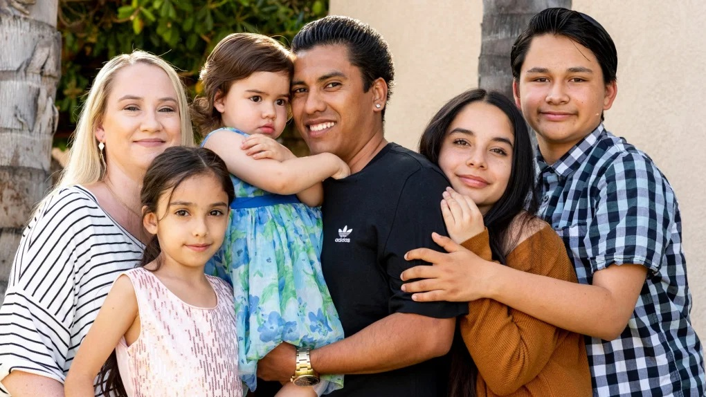 California man reunites with family after 2 years stuck in Mexico for admitting marijuana use