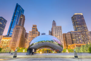 The best things to do in Chicago while high