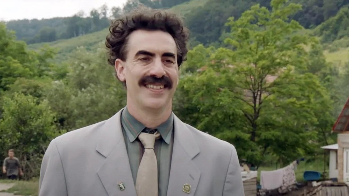 Sacha Baron Cohen Files $9 Million Lawsuit After Borat Used in Cannabis Billboard Ad