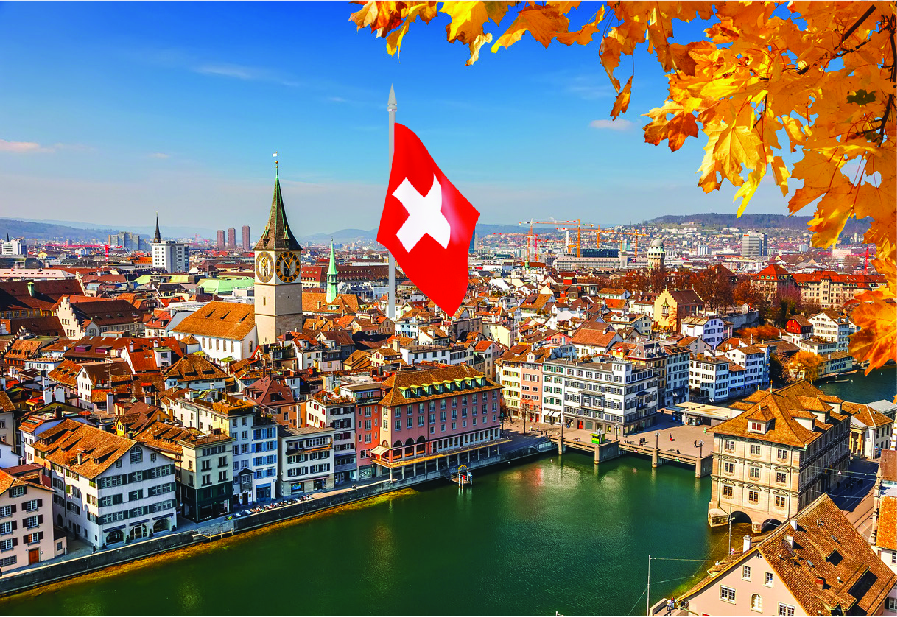 Switzerland to legalize recreational and medical cannabis usage